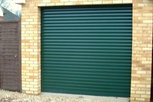 Roller Garage Doors - Manual or Automatic