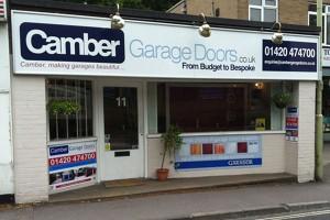 Contact Camber Garage Doors