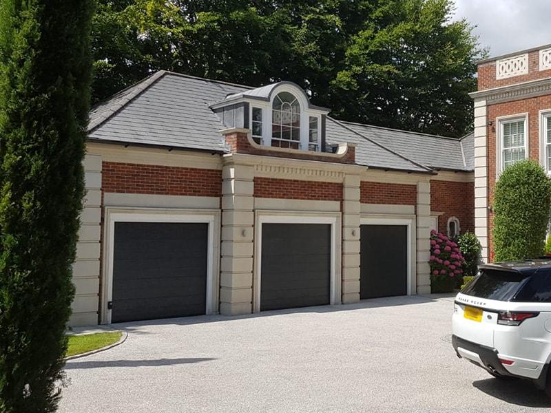 Garage Doors Types Options