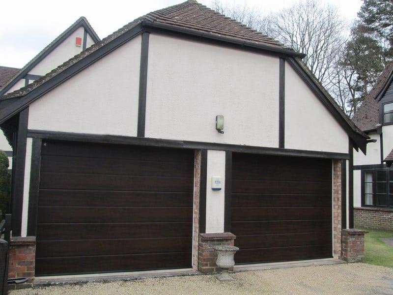 Sectional Garage Doors Gallery