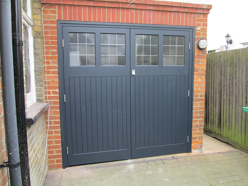 Cedar Edale fully finished in Anthracite