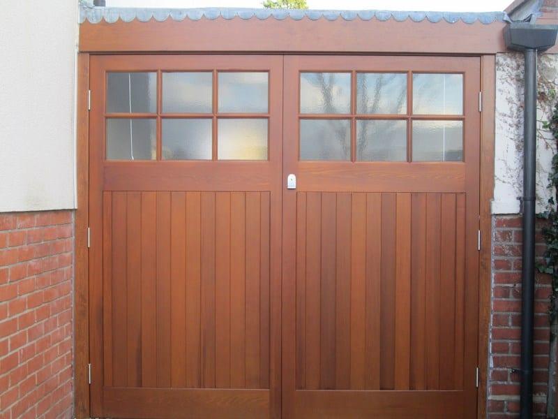Side Hinged Doors Gallery
