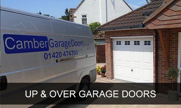 Camber Sectional Garage Doors